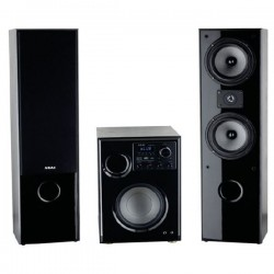 Sistem audio AKAI...