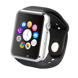 Smartwatch E-Boda Smart Time 310 Negru - Bluetooth, Camera, Slot SIM, Apelare telefonica