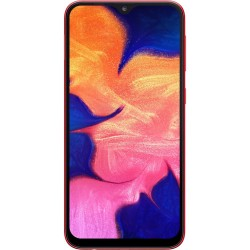 Telefon mobil Samsung Galaxy A10, Dual Sim, 32GB, 4G, Rosu