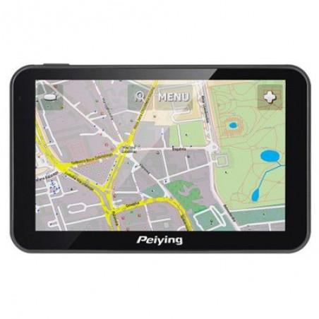 Sistem navigatie GPS...