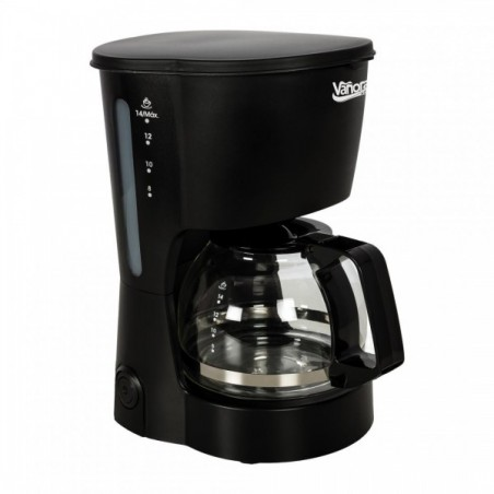Cafetiera vanora vcm-600bk