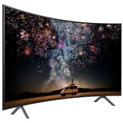 Televizor LED curbat Smart...