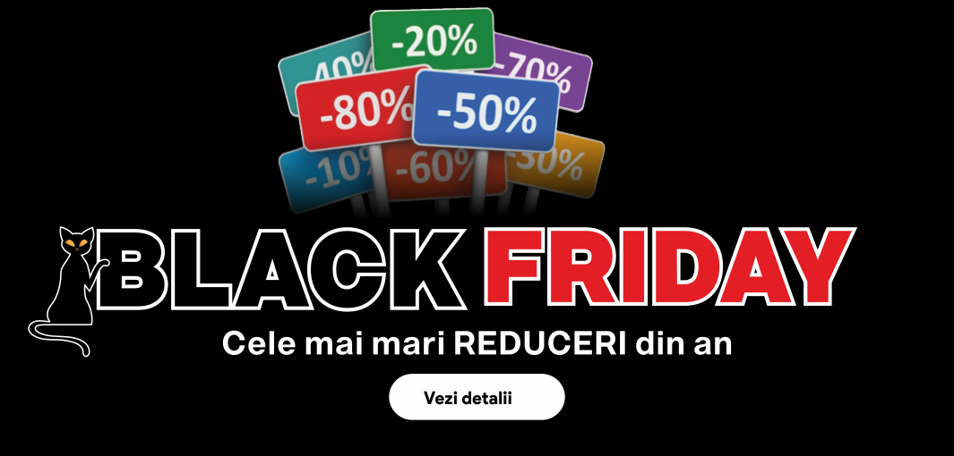 Black Friday pe teletec.ro